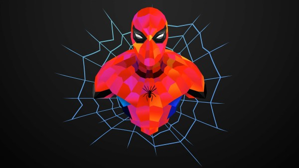 Minimal Spiderman Wallpapers 71