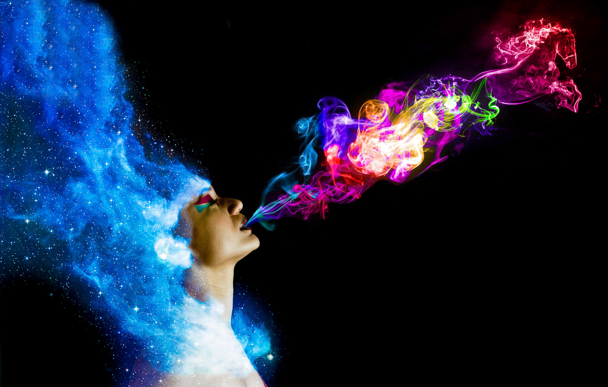trippy smoke backgrounds tumblr