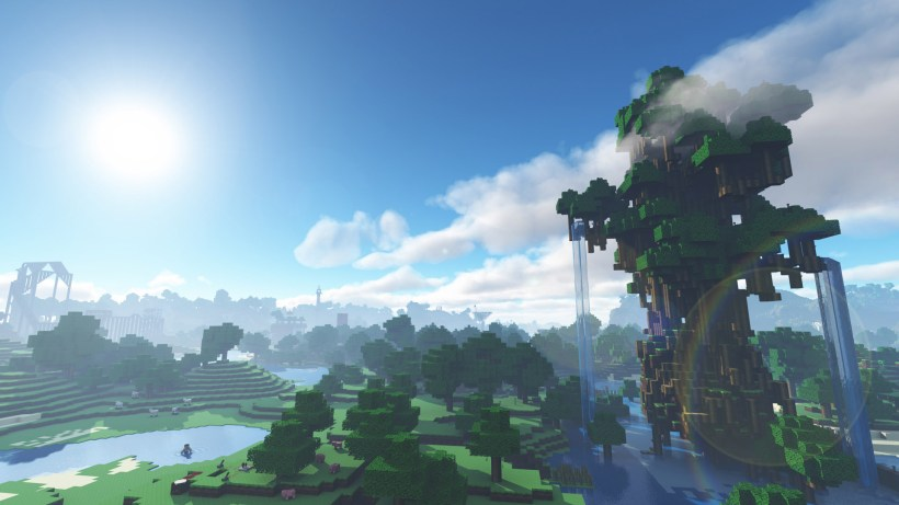 1920x1080 Minecraft Ultra Shaders Wallpapers 1080p Hd 40 Images Wallpaper 83