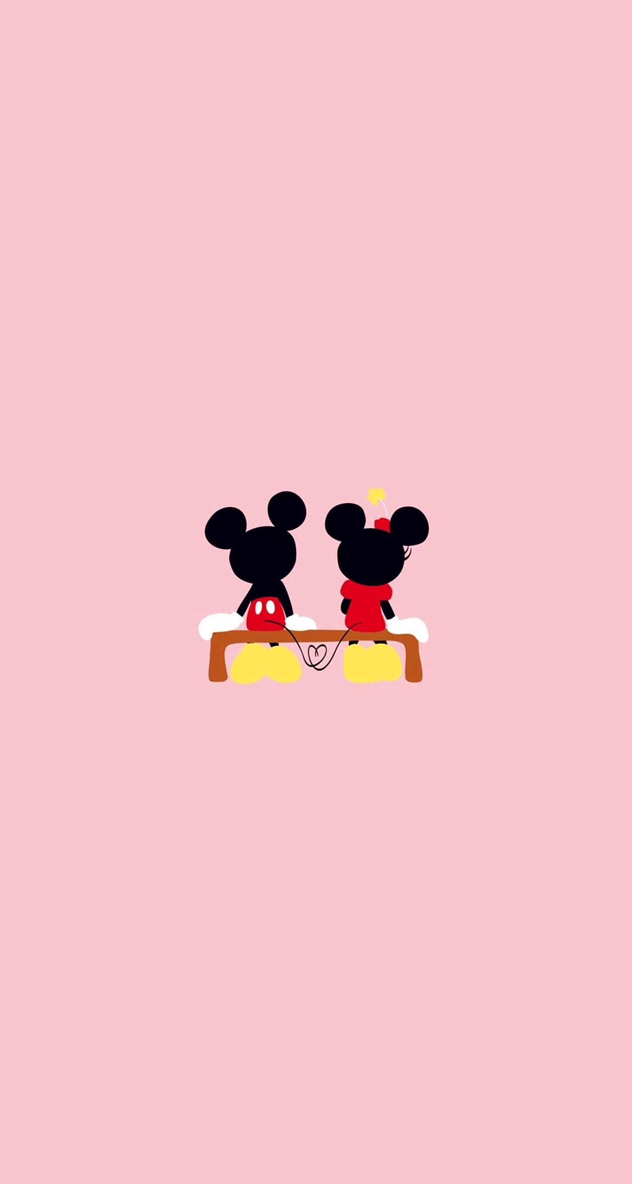 Wallpaper Iphone Disney Woowpaper