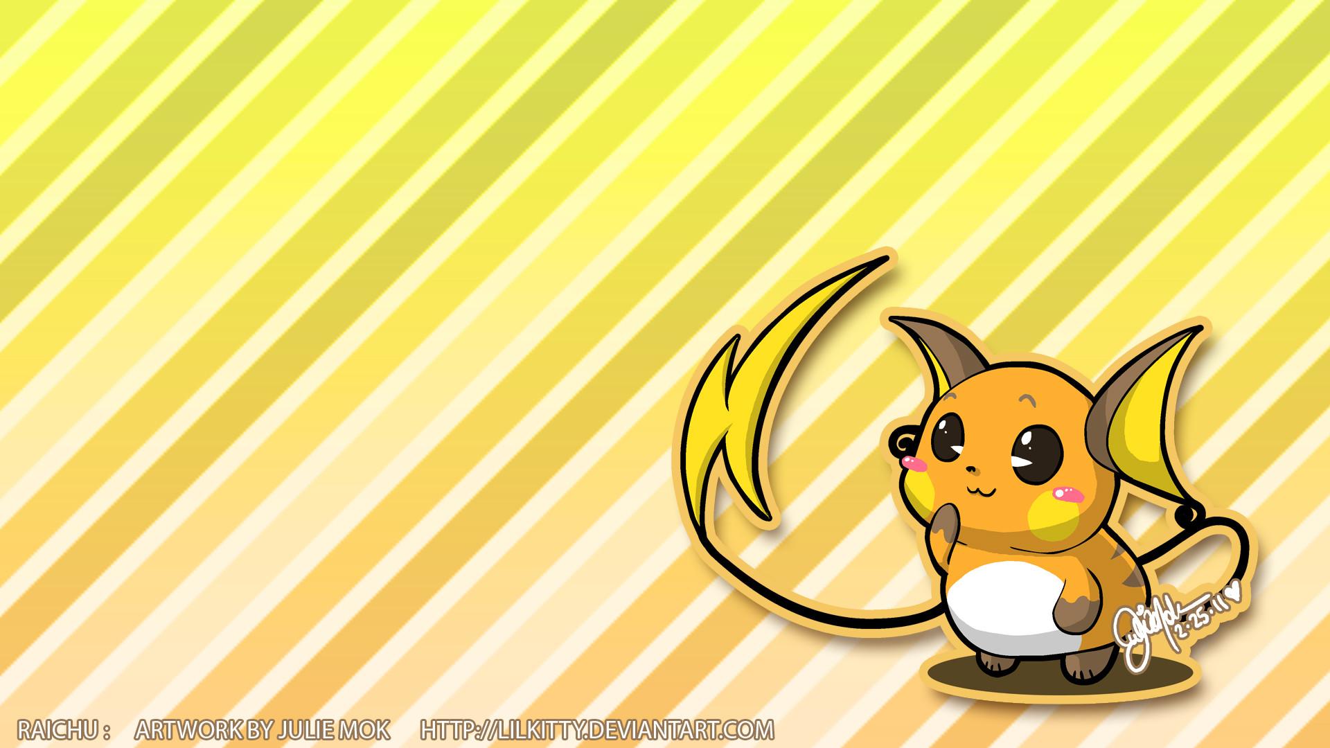 Cute Raichu Wallpaper Pichu Wallpaper 59 Images