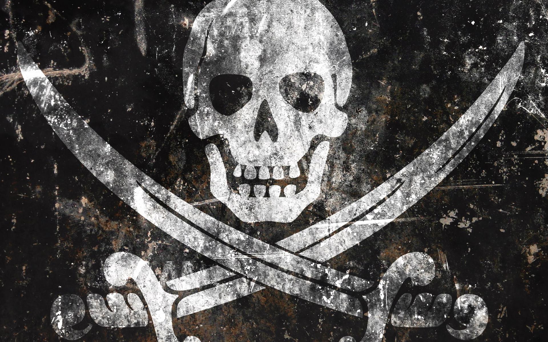 skull crossbones wallpaper (59+ images)