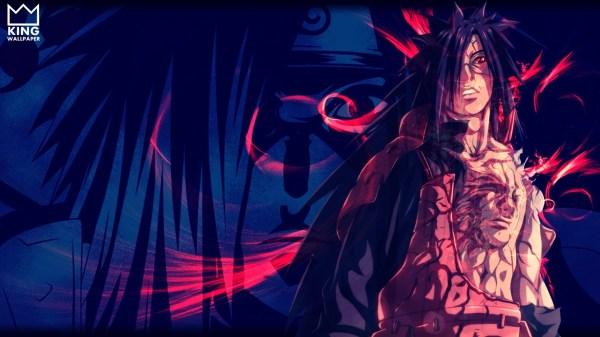 Naruto Madara Uchiha Wallpaper Freewallanime