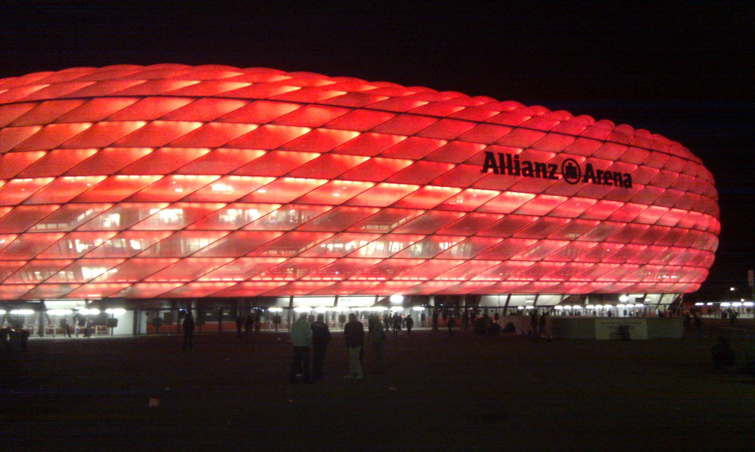 Audi Hd Wallpapers For Mobile Allianz Arena Wallpapers 63 Images