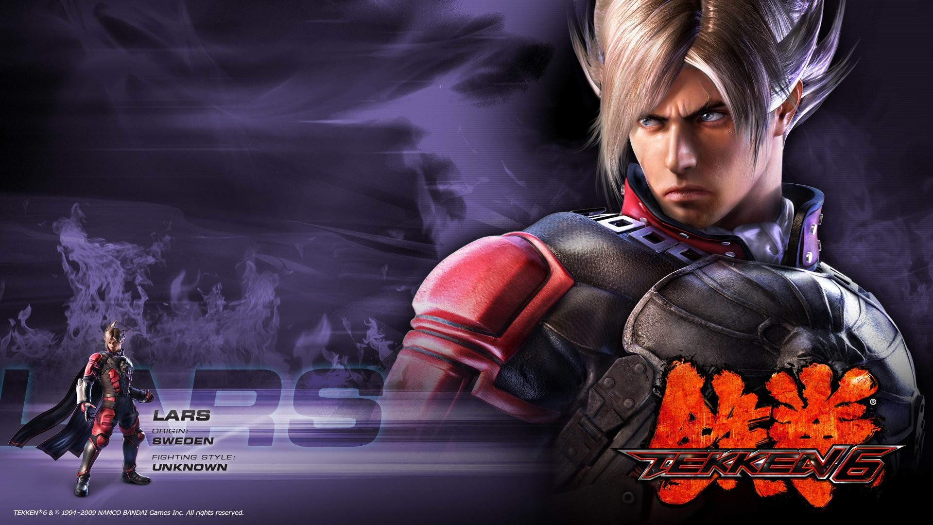 Jin Kazama Hd Wallpaper Tekken 6 Wallpapers 62 Images