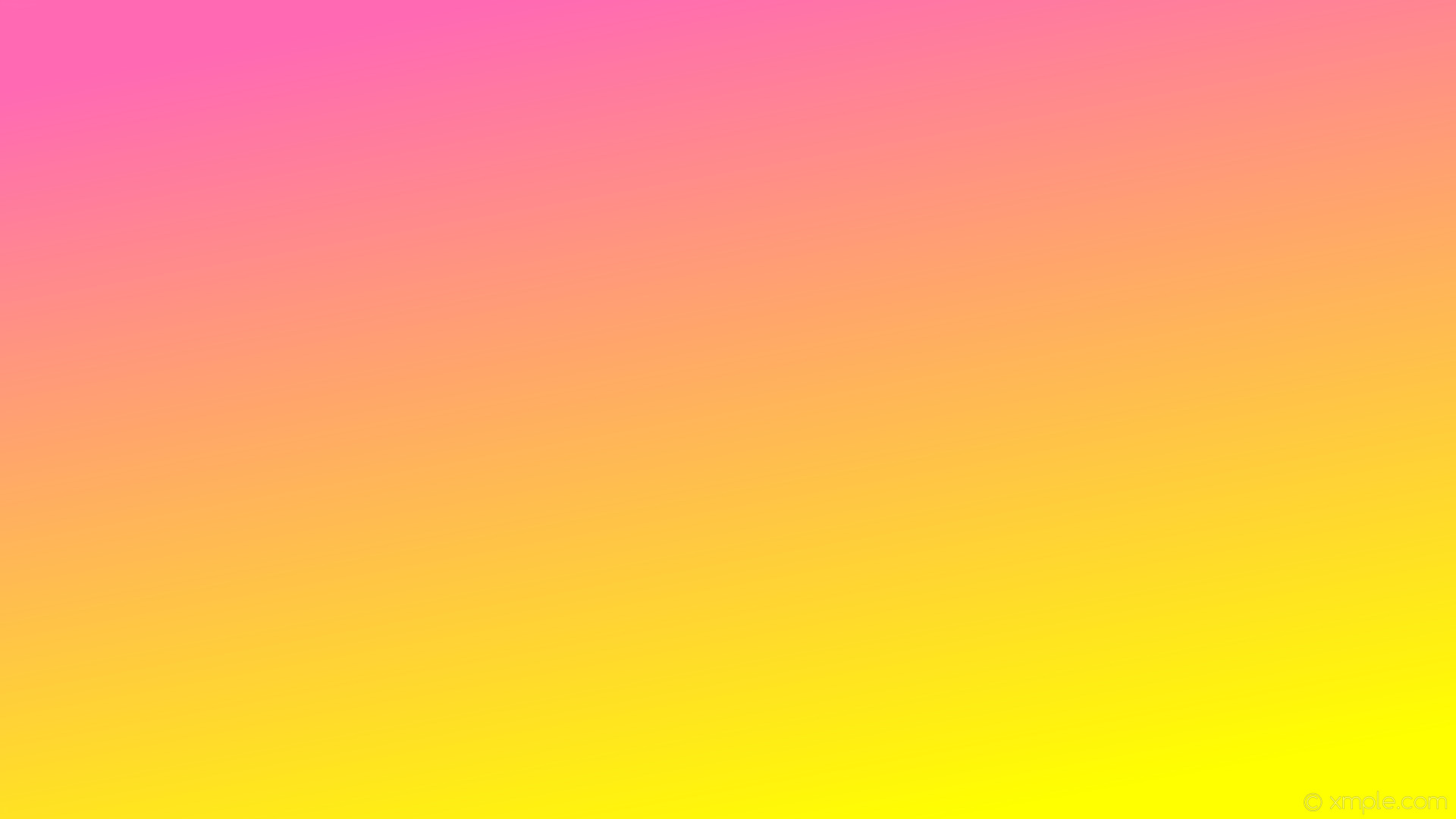 Pink And Yellow Wedding Colors