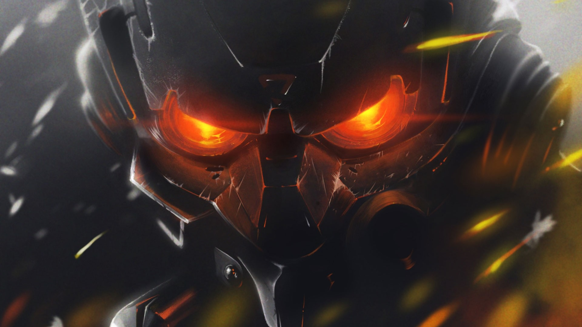 Killzone Shadow Fall Wallpaper 1080p Dubstep Gas Mask Wallpaper 66 Images