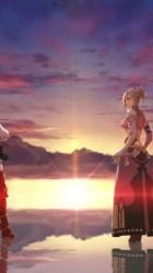 fantasy phone final minfilia anime sunset xiv