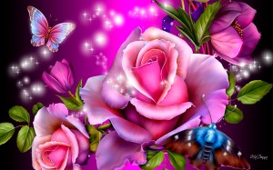 background images with roses 9