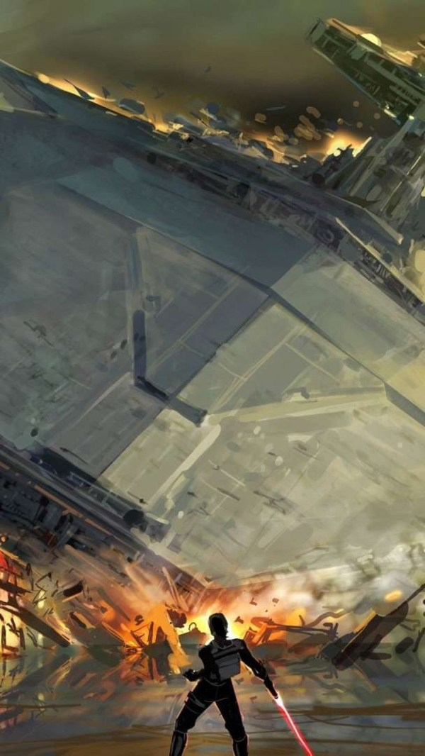 Star Wars Concept Art Wallpaper 67