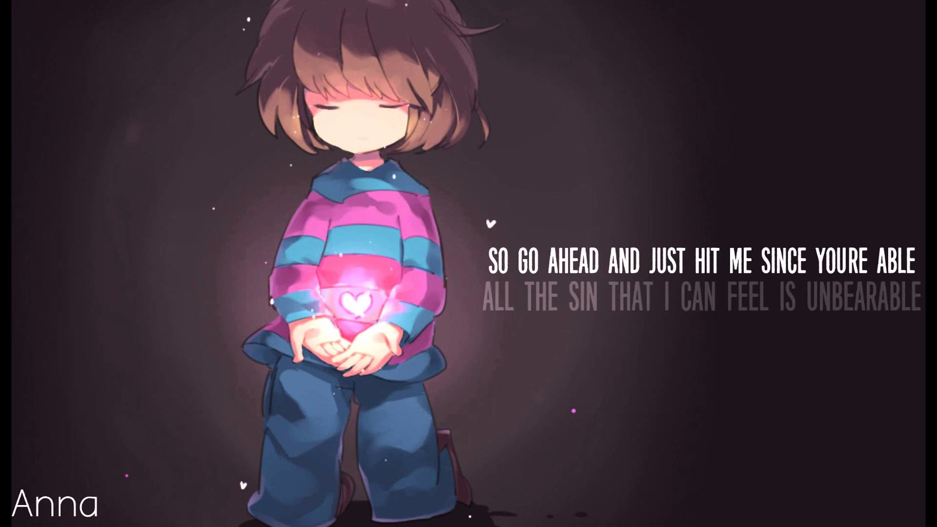 Anime Iphone X Wallpapers Deviantart Undertale Frisk Wallpaper 74 Images