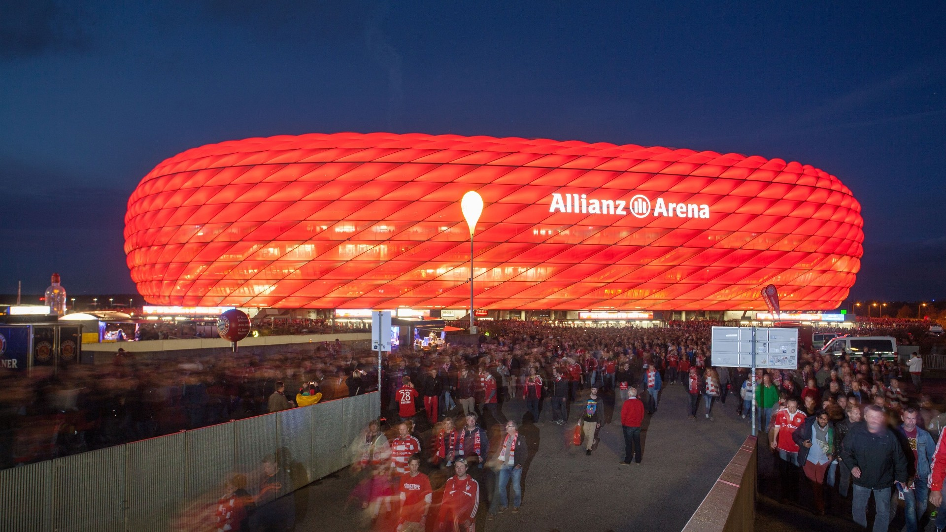 Iphone 6 Plus Hd Wallpapers 1080p Allianz Arena Wallpapers 63 Images