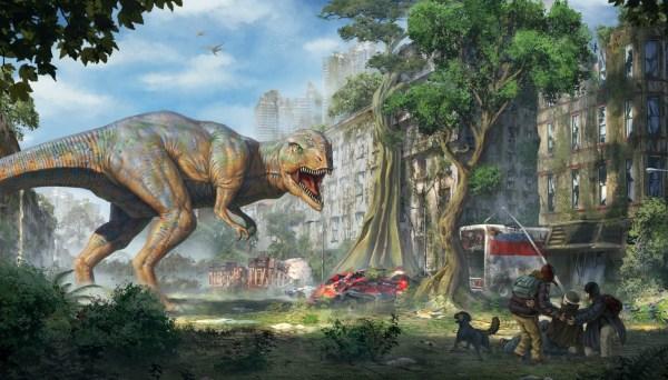 T Rex Wallpaper 64