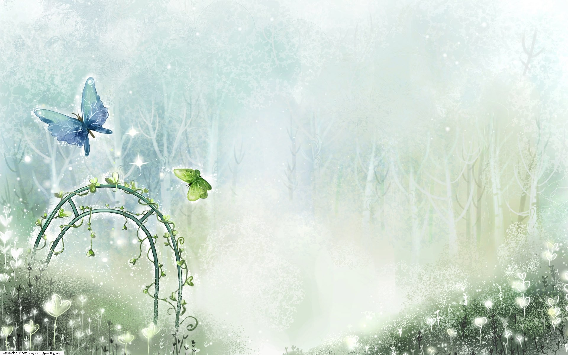 Snow Falling Video Wallpaper Fairytale Background 55 Images