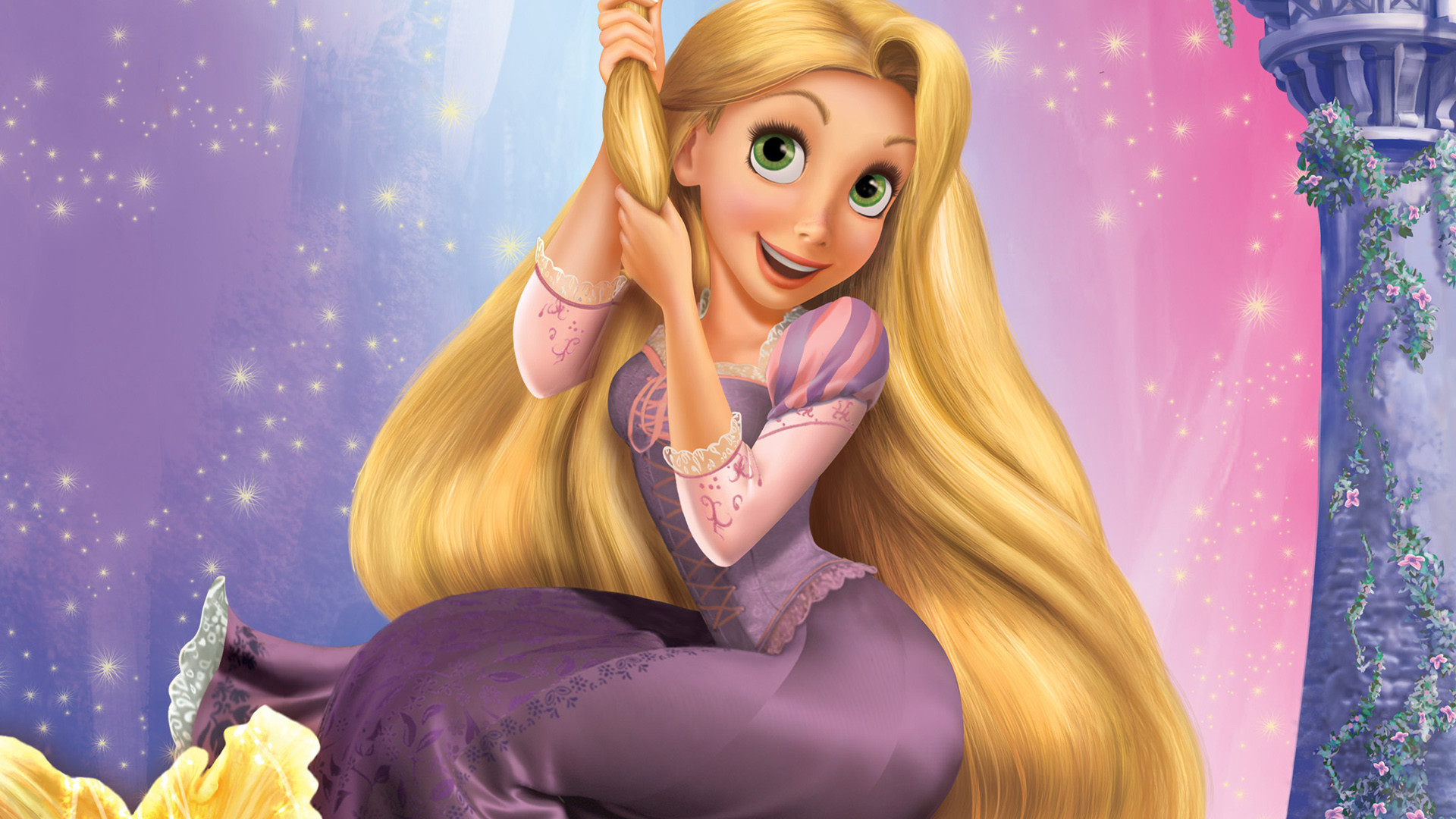 Tangled Wallpaper HD (71+ images)