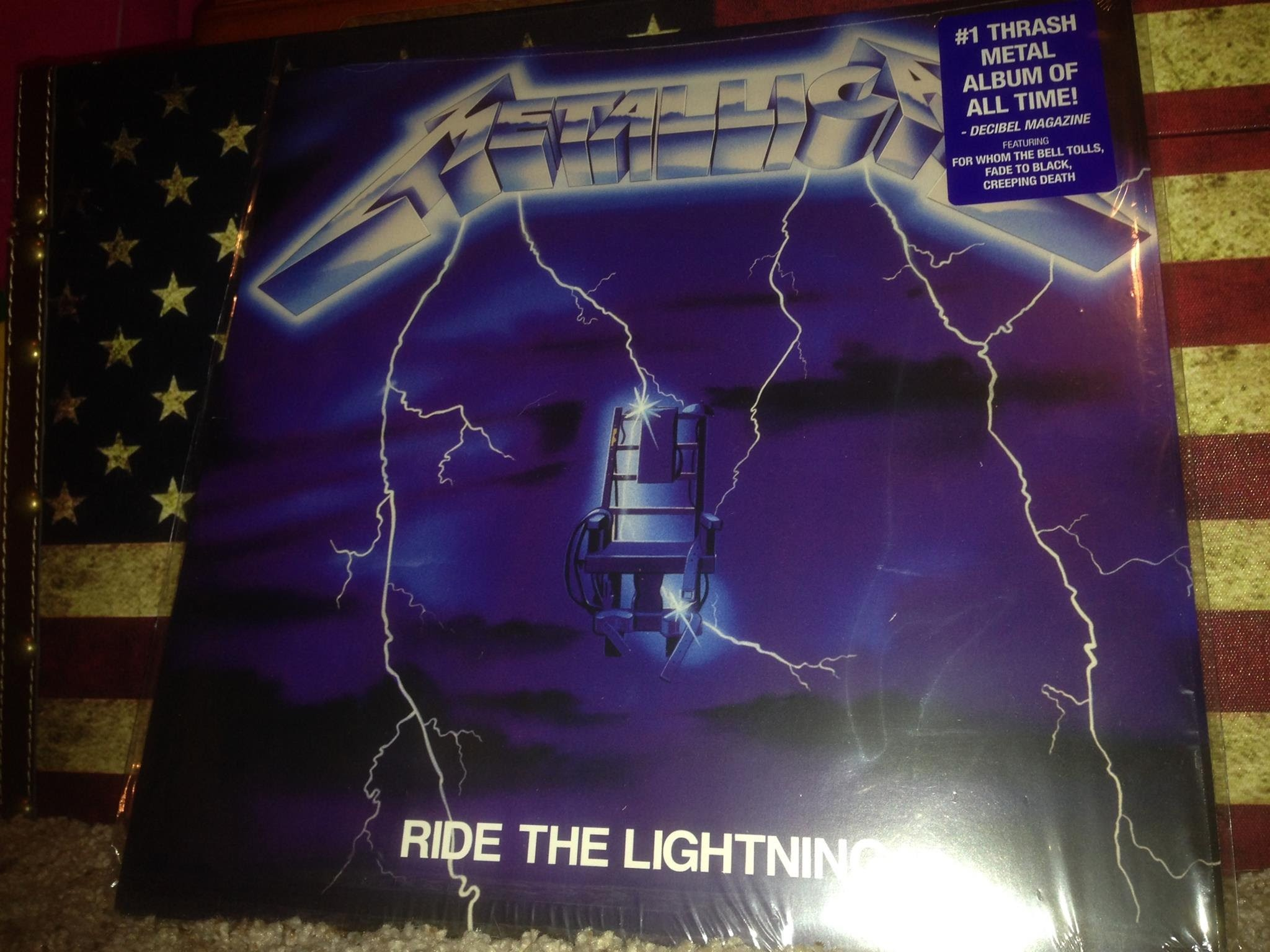 The Rock Hd Wallpapers 1080p Metallica Ride The Lightning Wallpaper 62 Images