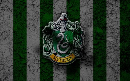 slytherin crest theme wallpapers hd cool themebeta hufflepuff cave values would
