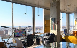 office background interior wallpapers