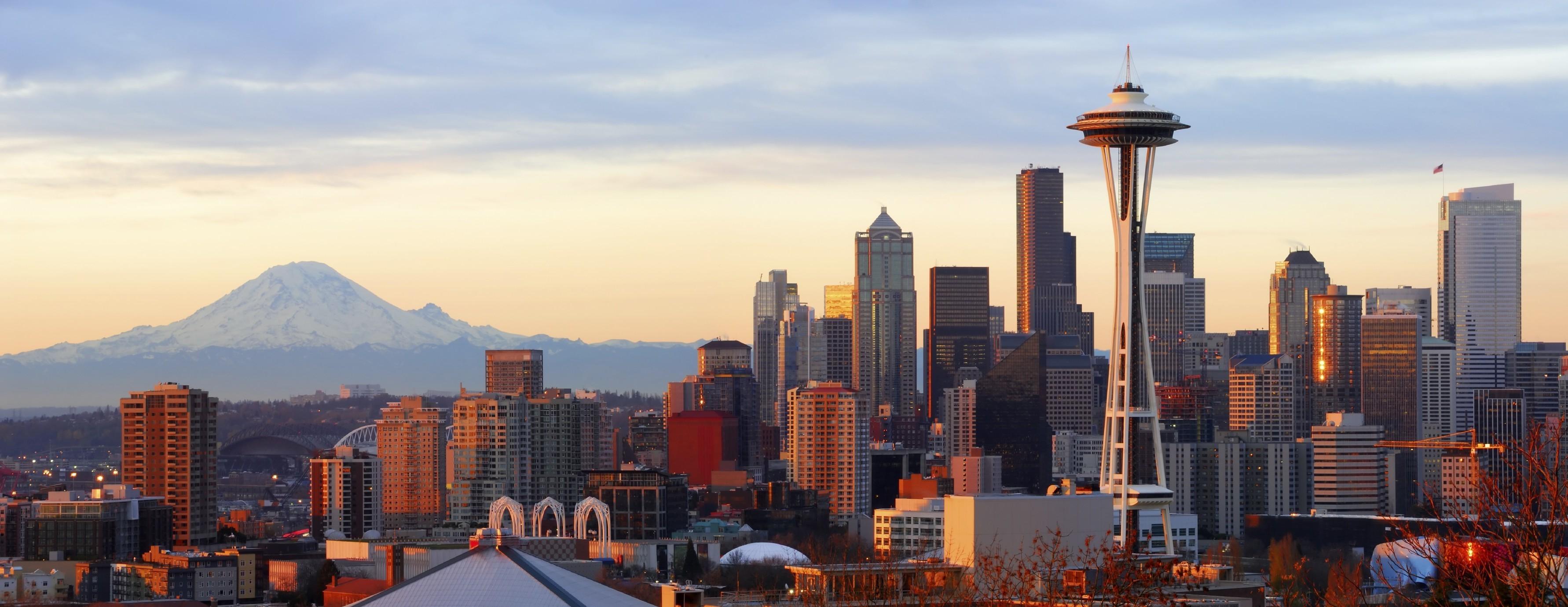 Braves Wallpaper Iphone Seattle Skyline Wallpaper 69 Images
