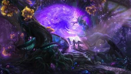Magical Beautiful Fantasy Wallpaper