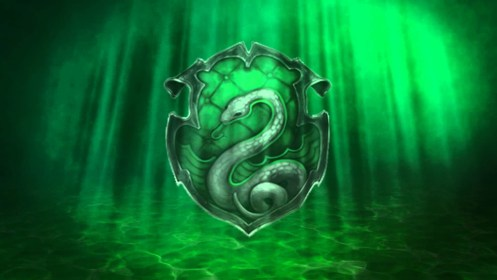 slytherin hd wallpapers crest water effects wallpaperplay following movies getwallpapers
