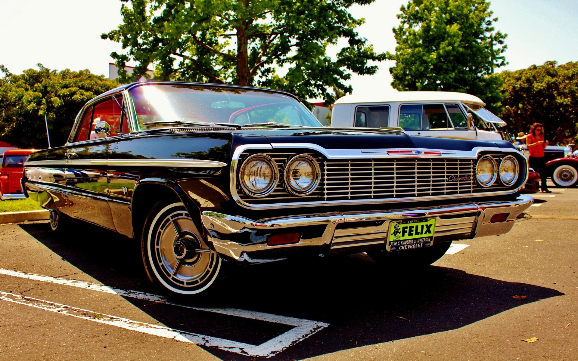 Chevrolet Impala Wallpapers (61+ Images