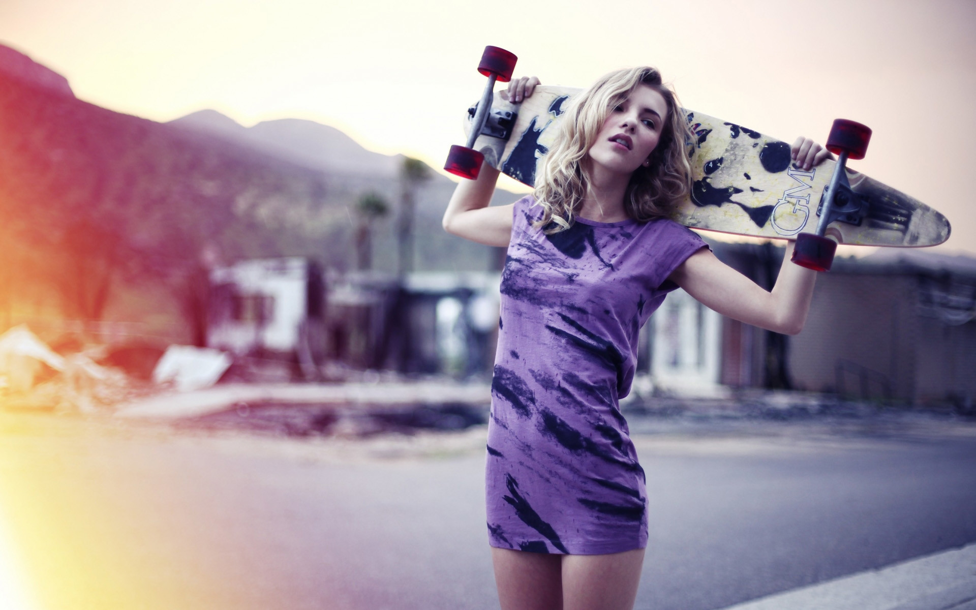 Skateboard Girl Wallpaper Girl Skateboard Wallpaper 31 Images