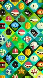 mario nintendo iphone super wallpapers hd fond nes fondos decran nice bros pantalla games juegos designs kart galaxy wallpapersafari plus