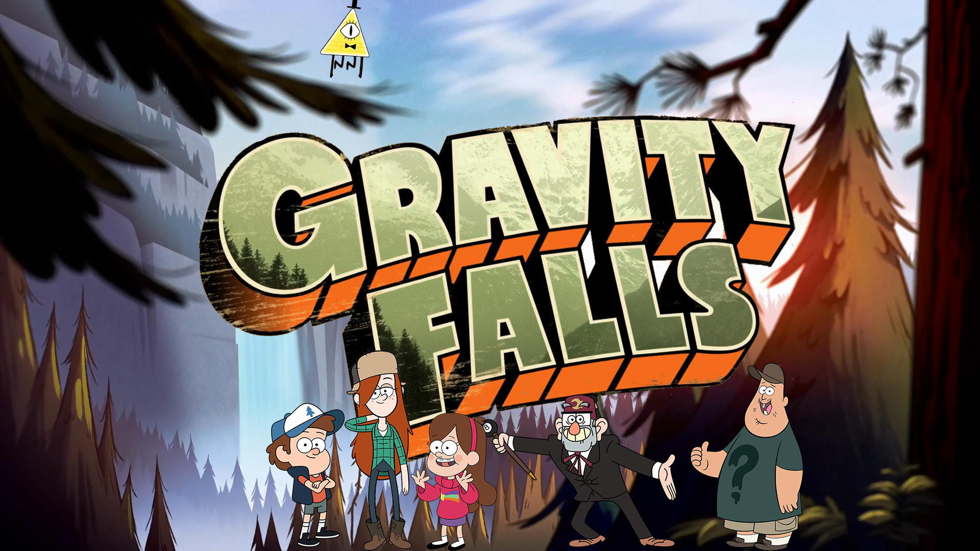 Gravity Falls Bill Cipher Wallpaper Phone Gravity Falls Wallpaper Phone 71 Images