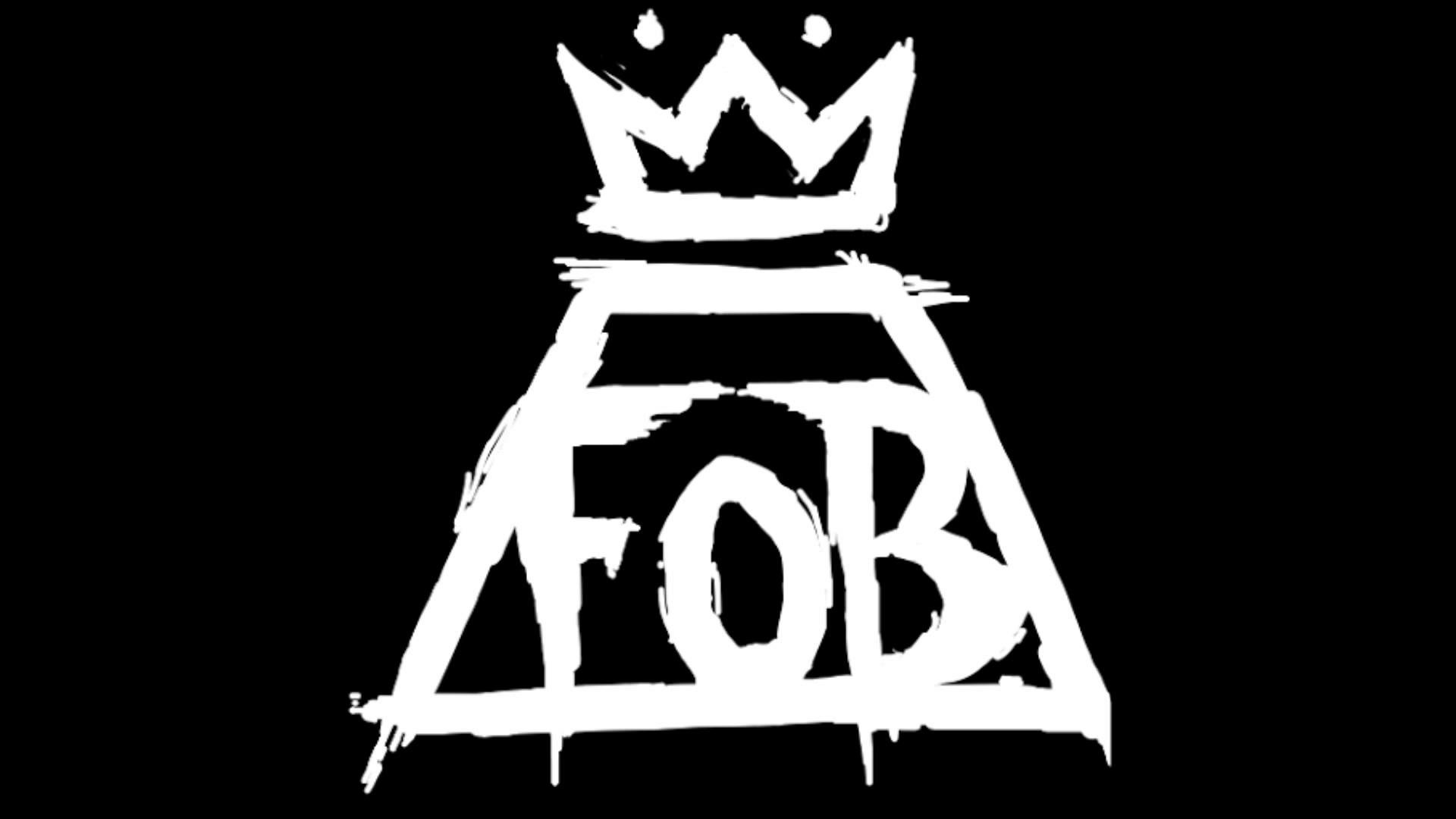 Fall Out Boy Wallpaper Ipad Fall Out Boy Logo Wallpaper 77 Images
