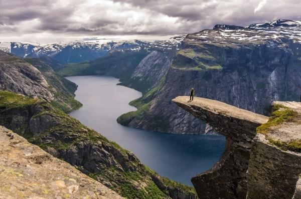 Norway Landscape Desktop Background