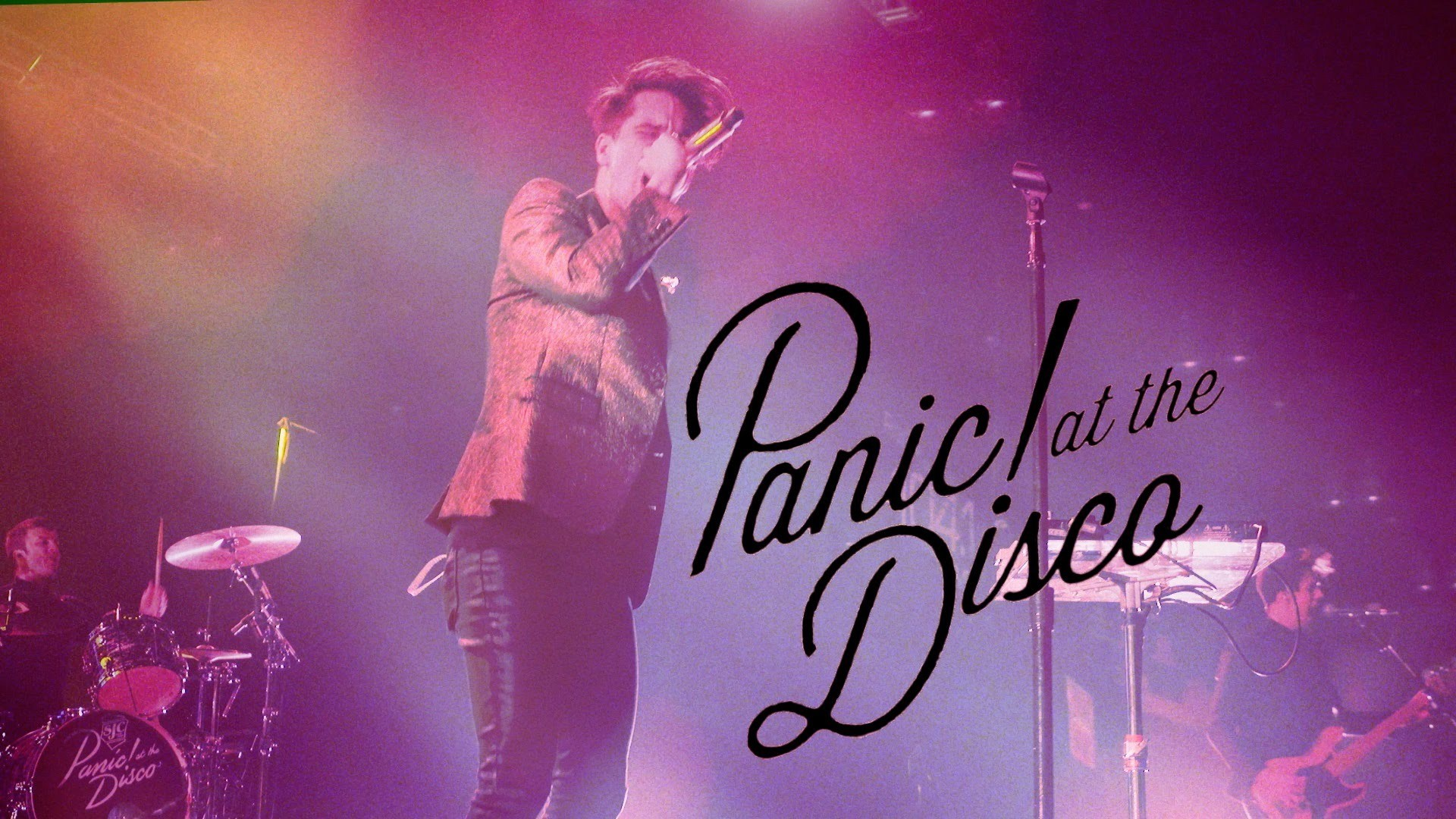 Fall Out Boy Logo Wallpaper Panic At The Disco Wallpaper 77 Images