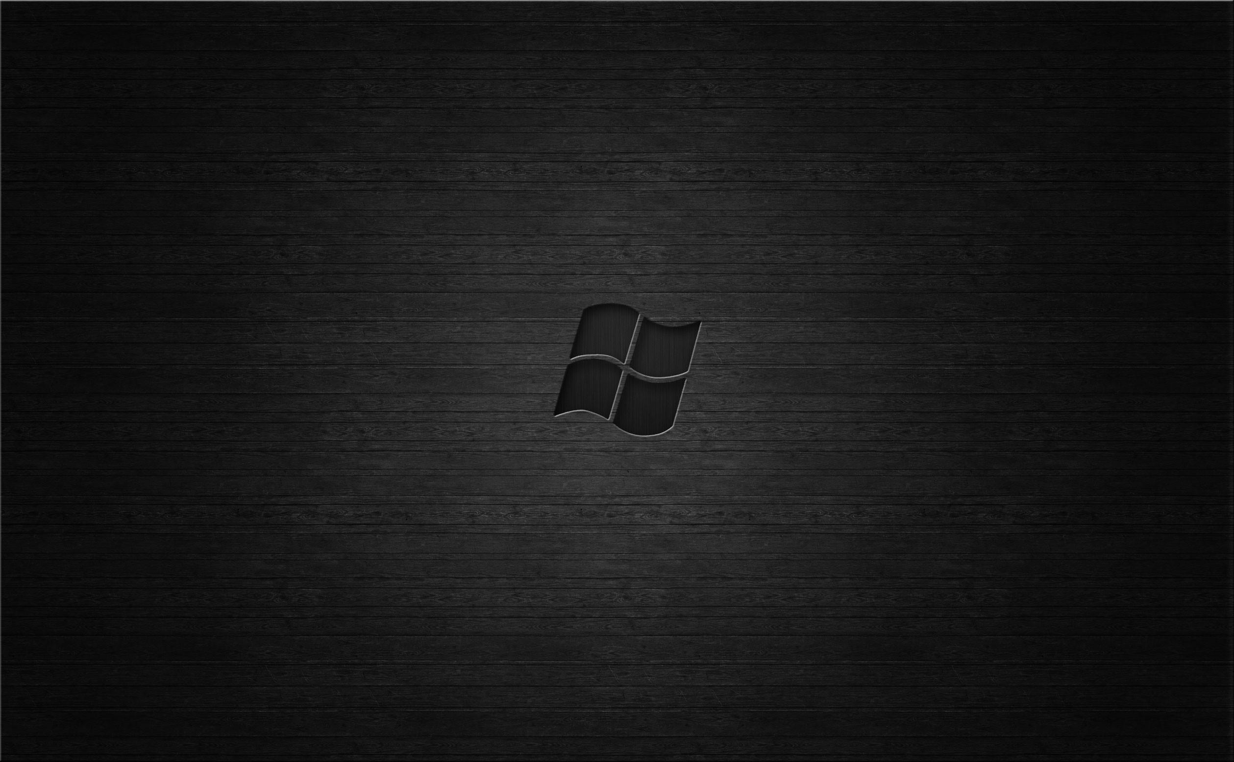 windows 7 dark wallpaper