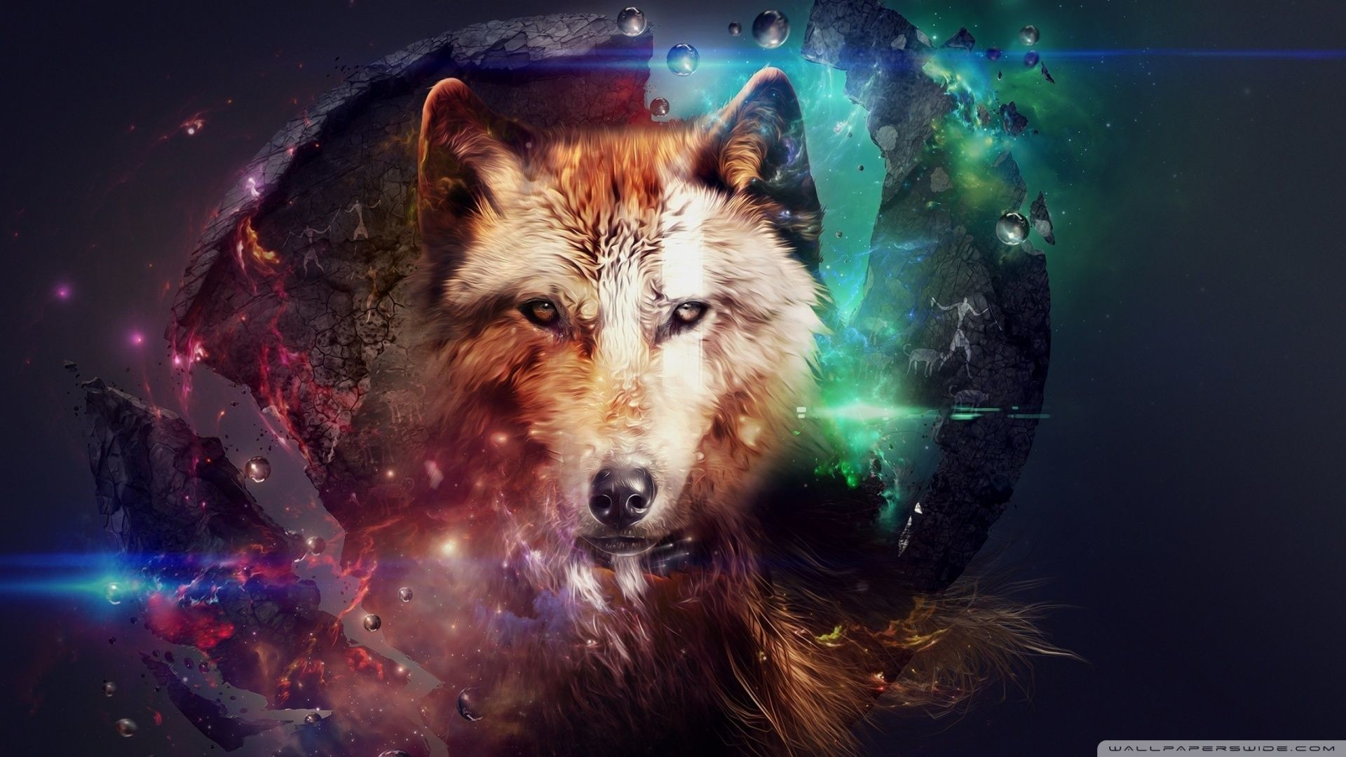anime wolf wallpapers 77