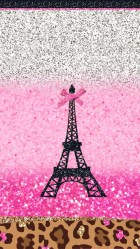 cute paris iphone glitter wallpapers phone girly pink wall backgrounds tjn eiffel background tower desktop phones torre android sparkle getwallpapers