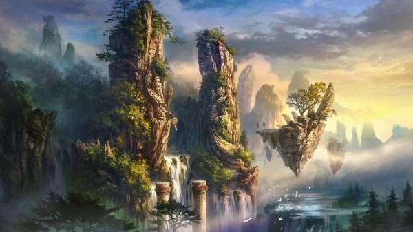 Fantasy Art Backgrounds 79