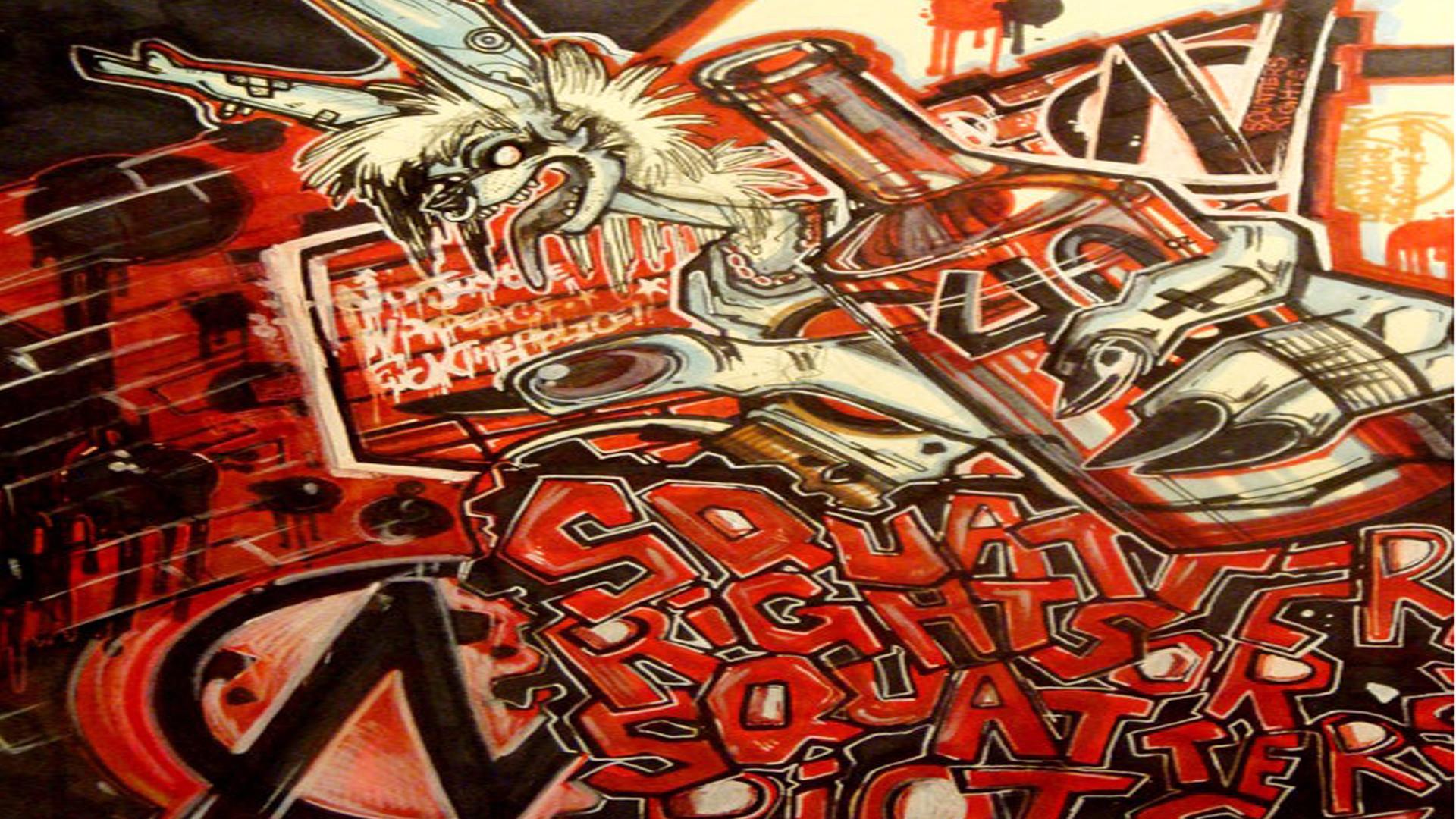 Joker Quotes Wallpaper Hd 1080p Red Graffiti Wallpaper 62 Images