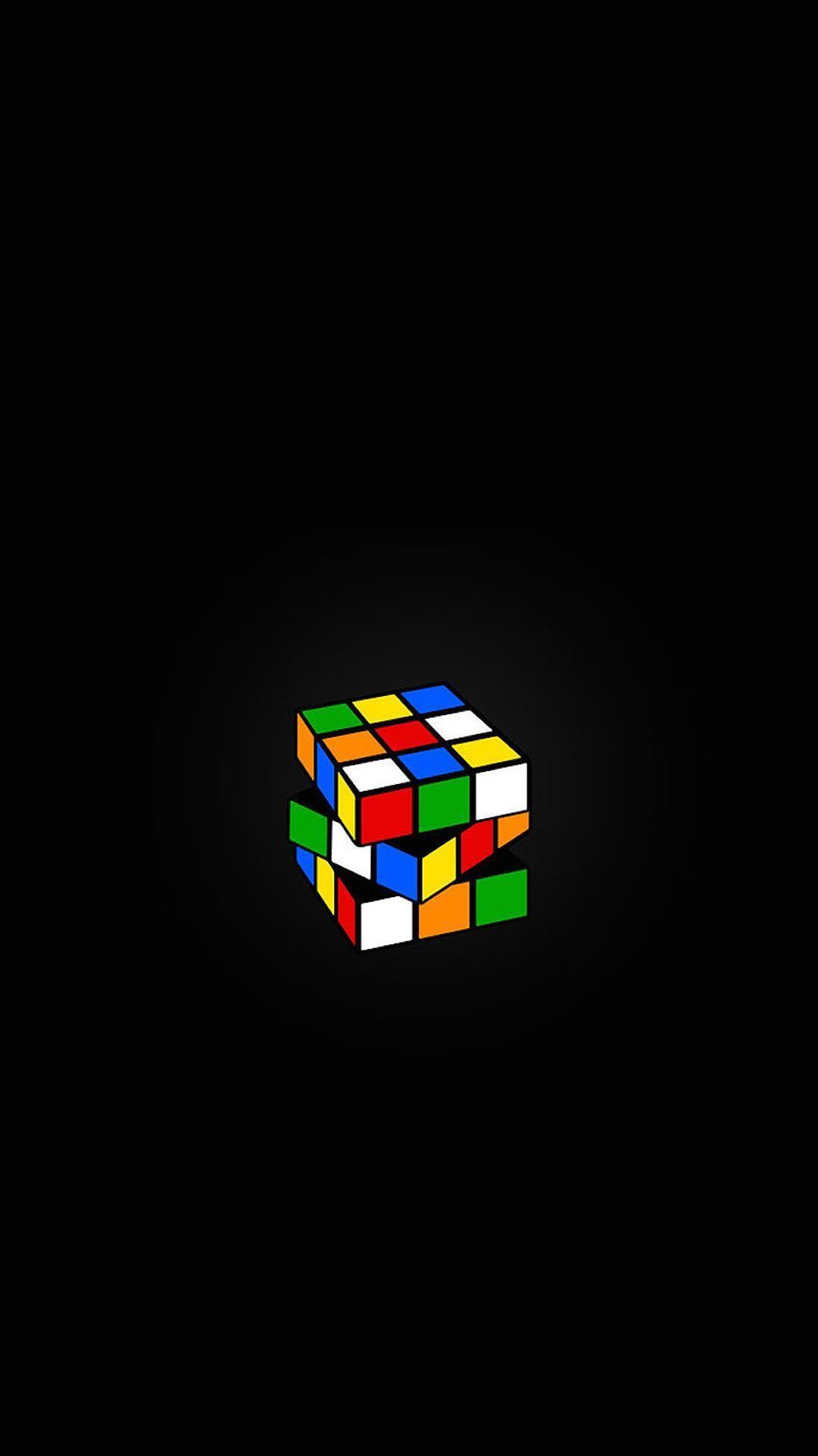 3d Cube Wallpaper Hd Rubiks Cube Wallpaper 76 Images