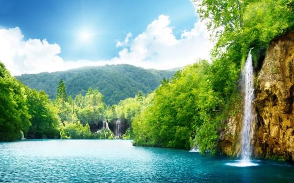 Summer Nature Wallpaper HD Desktop