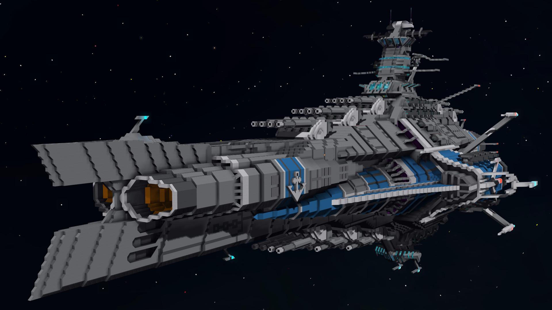 Space Battleship Yamato Wallpaper 86 Images