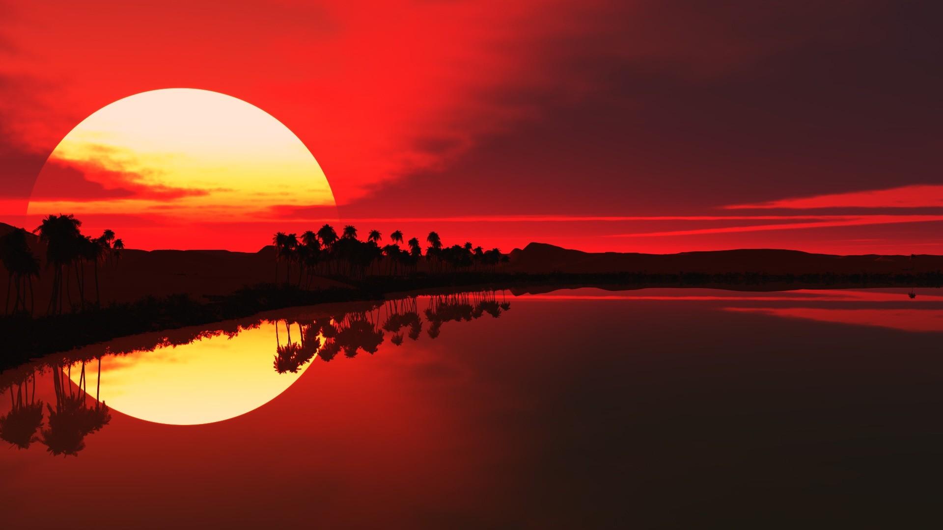 Hd Sunset Wallpaper (72+ Images