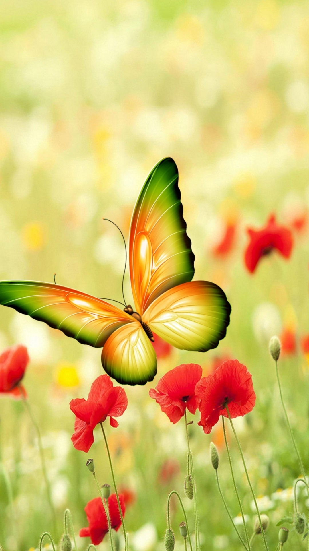 Cool Girl Wallpaper Free Download Pretty Butterfly Wallpaper 59 Images