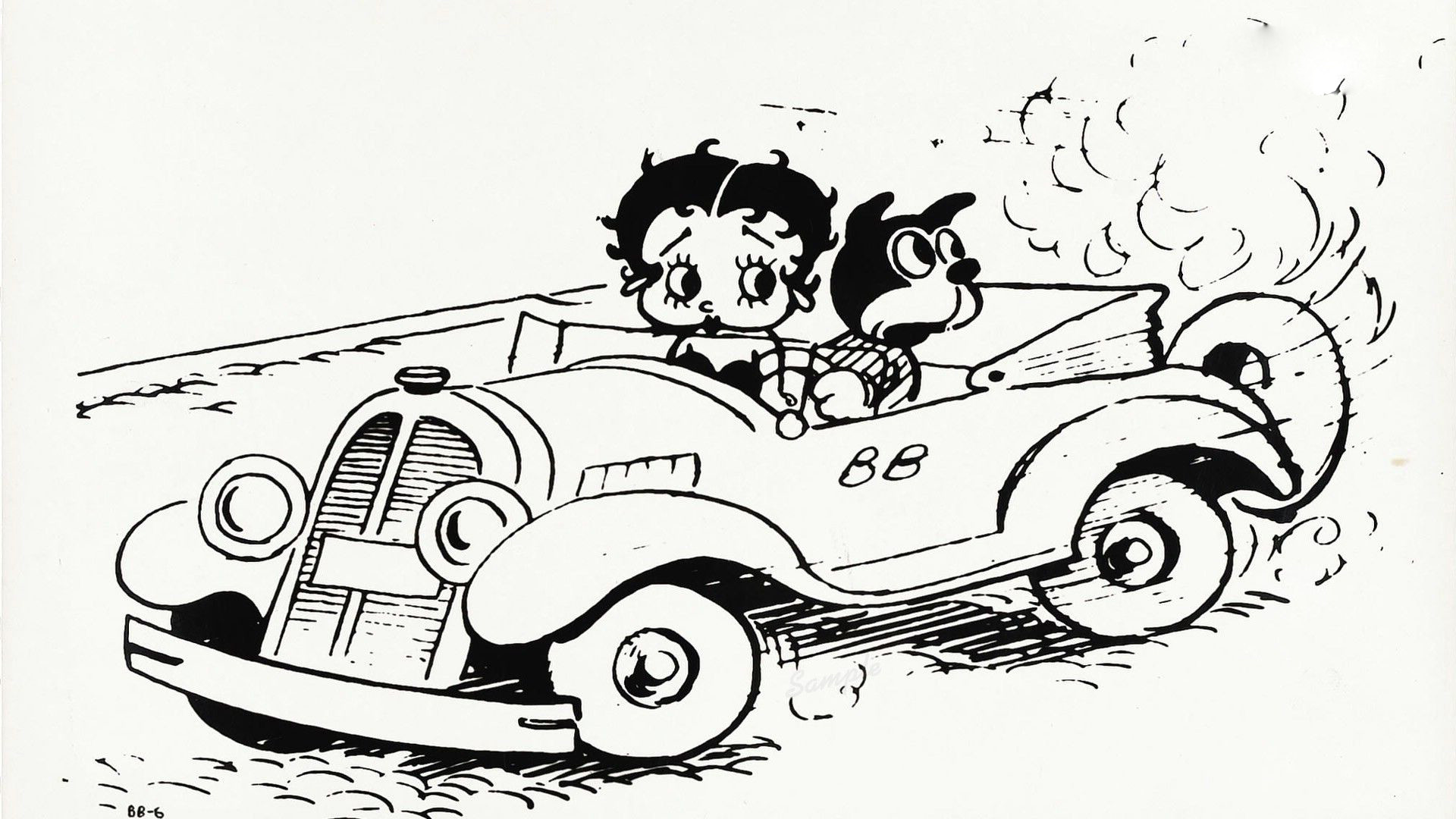 Betty Boop Wallpaper For Phone 41 Images