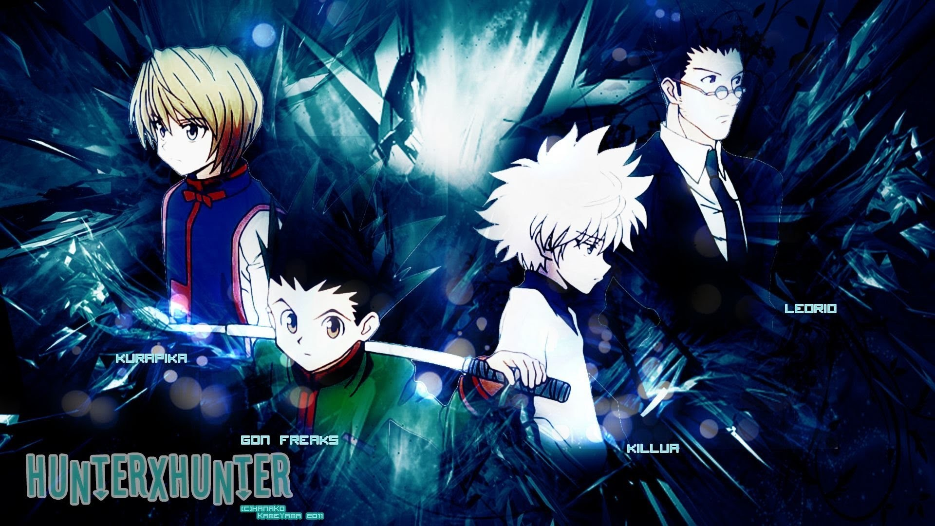 Check out this fantastic collection of hunter x hunter phone wallpapers, with 37 hunter x hunter phone background images for your desktop, phone or tablet. Hunter Hunter Wallpapers (63+ images)