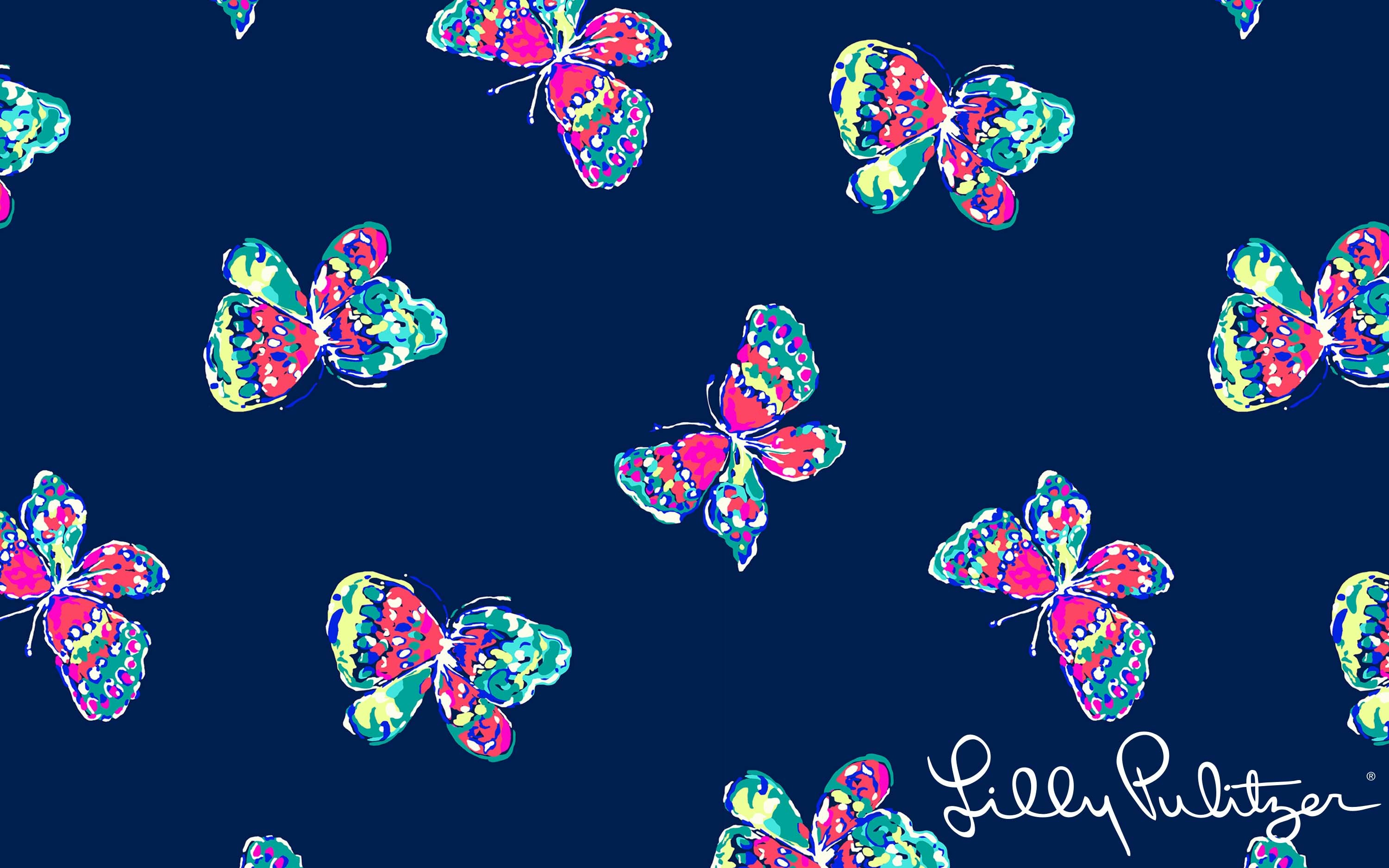 Lilly Pulitzer Desktop Wallpaper With Quotes Lilly Pulitzer Wallpaper Backgrounds 65 Images
