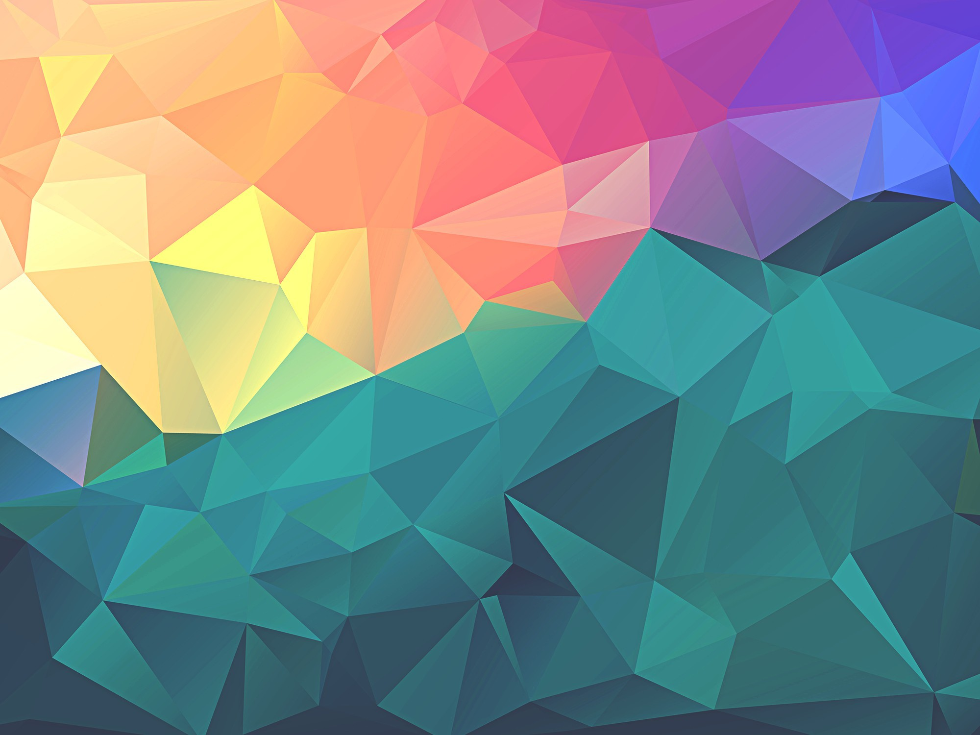 Geometric Wallpapers (64+ images)