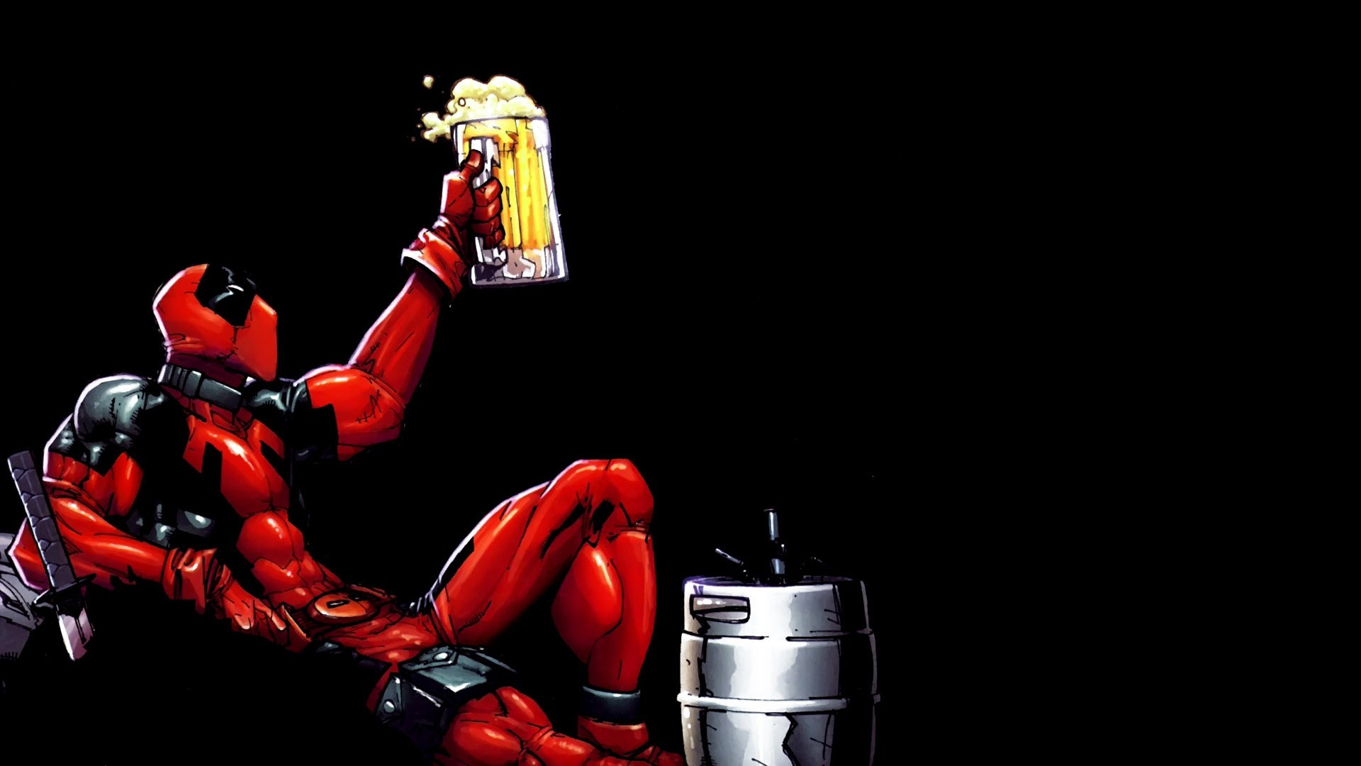 Funny Deadpool Wallpapers (74+ Images