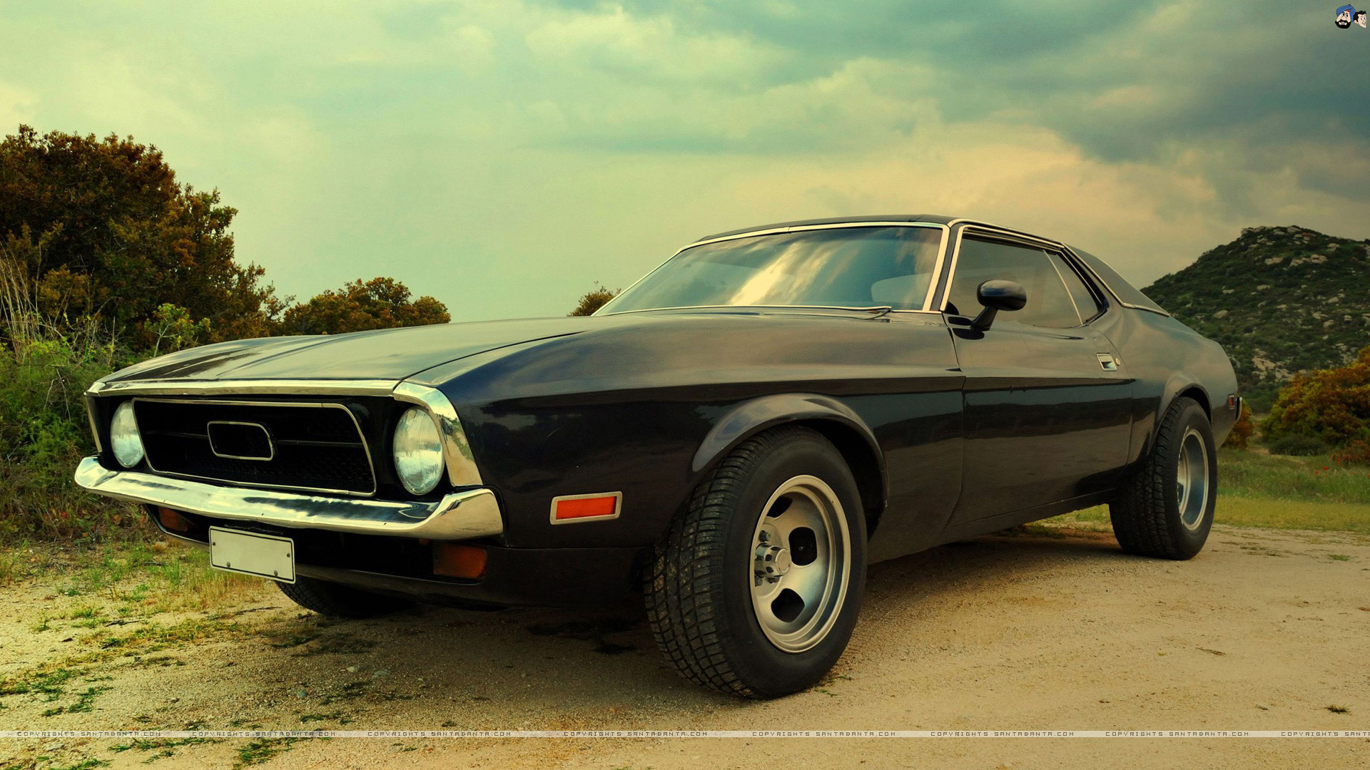4k Car Wallpaper Mustang Clasic Classic Ford Mustang Wallpaper
