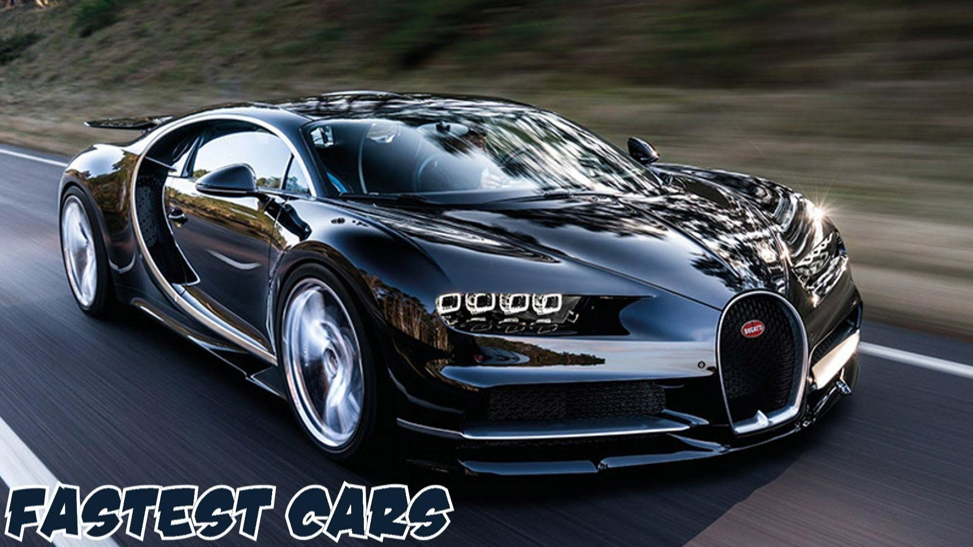 fastest car in the