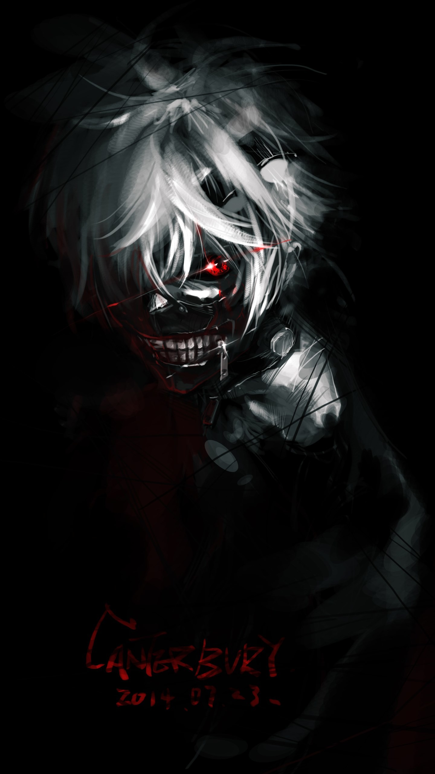 The best quality and size only with us! Tokyo Ghoul iPhone Wallpaper (76+ images)